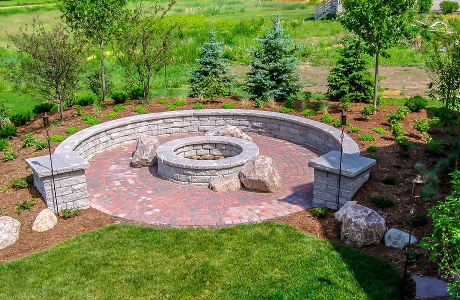 Raised Bed Fire Ring2